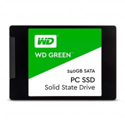 Disco SSD WD GREEN 240GB NOTEBOOK