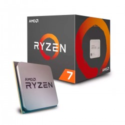 Micro Procesador Amd Ryzen 7 2700 4.1ghz Octa Core Am4