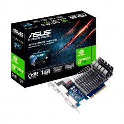 Placa Video Geforce Asus Gt 710 1gb Ddr3 Hdmi Vga
