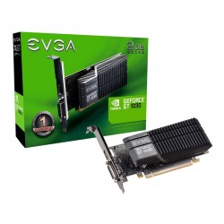 Placa Video Geforce Evga Gt 1030 2gb Ddr5 Hdmi 02g