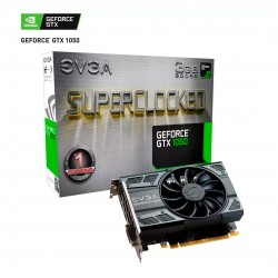 Placa Video Nvidia Evga Gtx 1050 3gb Sc Gaming Gddr5 2