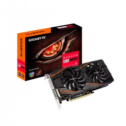Placa Video Gigabyte Radeon Rx 580 Gaming 8gb Gddr5