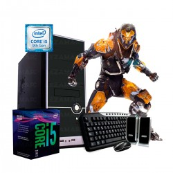 PC Gamer Intel i5 9400F 9º gen 1TB 8GB ddr4