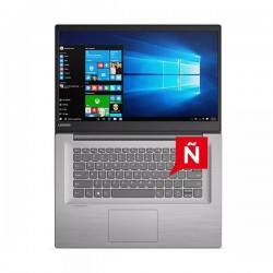 "NOTEBOOK LENOVO IP 320S-15AST 15.6"" A9 8G 1T W10H"