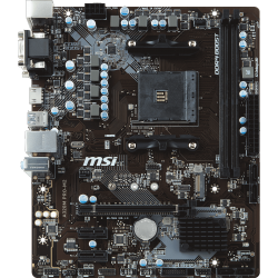 Motherboard Msi A320m Pro-m2 Am4 Micro Atx