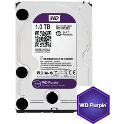 DISCO 1TB SATA III 64 MB PURPLE WESTER DIGITAL