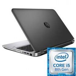 NOTEBOOK HP 15.6 450 G5 I5-8250U 4GB 1T W10 PRO