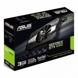 PLACA DE VIDEO GeForce PH GTX 1060 3G ASUS