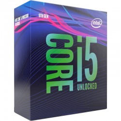 MicroProcesador Core i5-9600K Six Core 9M 3.7GHz 1151V2