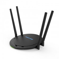 ROUTER WIRELESS WAVLINK WL-WN530N2 11N 300MBPS TOUCHLINK