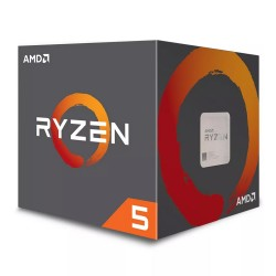 PC GAMER AMD RYZEN 5 2400G AM4 8GB DDR4 SSD 120 GAB LNZ710