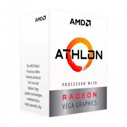 MICRO AMD ATHLON 240GE 3.2GHZ 4MB C/VIDEO VEGA 3 AM4