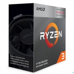 MICROPROCESADOR AMD RYZEN 3 3200G AM4 CON GRÁFICOS RADEON VEGA 8