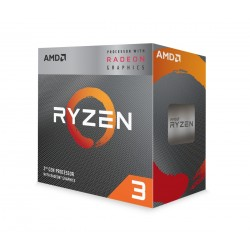 PC GAMER AMD RYZEN 3 3200G AM4 4GB DDR4 SSD 120GB