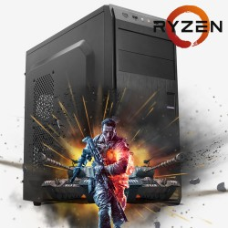 PC GAMER AMD RYZEN 3 3200G AM4 4GB DDR4 HD 1TB