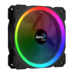 COOLER AEROCOOL REV RGB 120MM DUAL RING