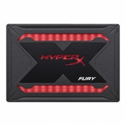 DISCO SSD 240GB HYPERX FURY RGB 2.5""
