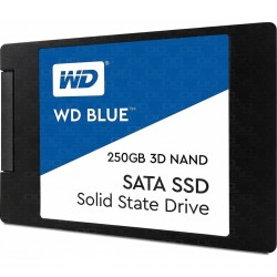 "DISCO SSD WESTERN DIGITAL 250GB BLUE 2.5"" SATA 3"