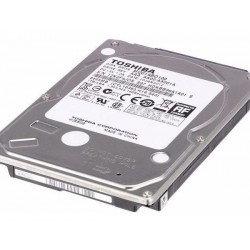 DISCO RIGIDO NOTEBOOK 1TB TOSHIBA SATA III 2.5` 5400 7MM