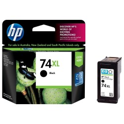 CARTUCHO HP 74XL NEGRO
