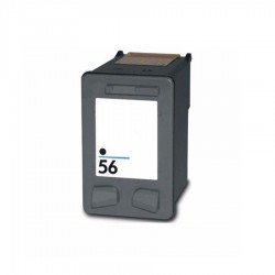 Cartucho Alternativo HP56 - Negro
