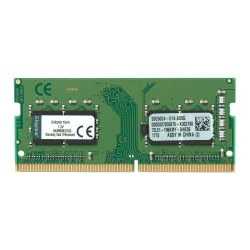 MEMORIA RAM NOTEBOOK 4GB DDR4 KINGSTON