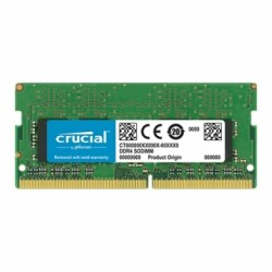 MEMORIA RAM CRUCIAL NOTEBOOK DDR4 4GB 2666MHZ