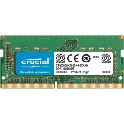 MEMORIA NOTEBOOK CRUCIAL DDR4 8GB 2666MHZ