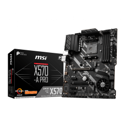 MOTHERBOARD MSI X570-A PRO AM4