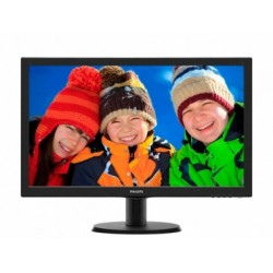 "MONITOR 24"" LCD FULL HD VGA HDMI PHILIPS"