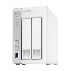 NAS QNAP TS-231 2-BAY CORTEX A15 1.7GHZ 1GB