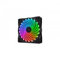 COOLER GAMEMAX P/GAB 120MM RGB 21 LEDS - KIT X 3