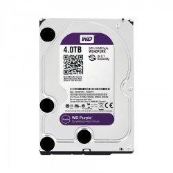 "DISCO DURO WESTERN DIGITAL 4TB 3.5"" PURPLE SATA 6GB/S 64MB"
