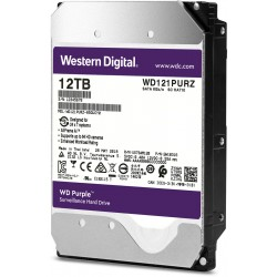 "DISCO DURO WD 12TB 3.5"" PURPLE SATA 6GB/S 64MB WESTER DIGITAL"