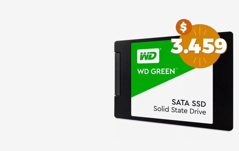 Disco SSD WD Green 480GB
